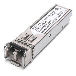 (*) Finisar 4G Fibre Channel (4GFC) and Gigabit Ethernet SFP Optical Transceiver