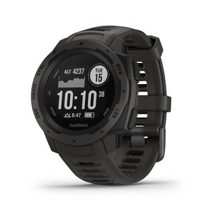 Garmin Instinct® Adventure GPS Smartwatch - Graphite