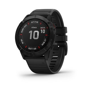 Garmin fēnix® 6X Pro Adventure GPS Smartwatch - Black