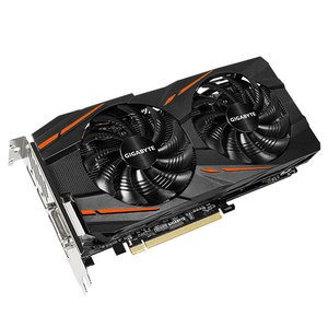 (*) GIGABYTE Radeon RX 580 Gaming 8G PCIe Graphics Card