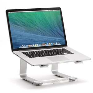 Griffin Technology Elevator - Desktop Stand for Portable Computers. Aluminum & Acrylic construction.