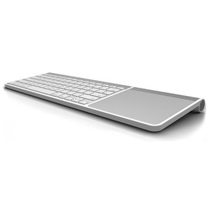 (*) Henge Docks Clique Dock for Apple Magic Trackpad and Wireless Keyboard