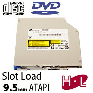 Apple Rom Hitachi-LG Data SuperDrive 8X DVD Dual-Layer/CDRW Internal for most 2005-08 MacBook Pros
