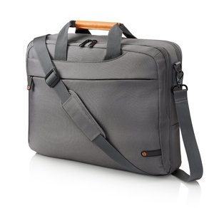 HP 15.6-Inch Vivid Topload Bag. Perfect for 15-inch MacBook / Pro and full-size tablets