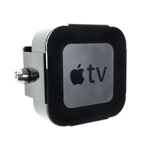 H-Squared tvTray Lockable for Apple TV 4K & Apple TV (4th Generation)