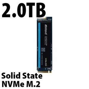 Inland PCIe Gen 3 x 4 NVMe M.2 2280 Solid-State Drive