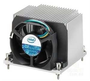 Intel BXSTS100A Active heat sink with fixed fan