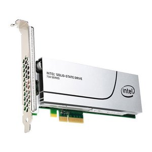 1.2TB Intel 750 Series PCIe NVMe 3.0 MLC Solid-State Drive