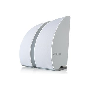 Jamo DS5 Designer Speakers - White