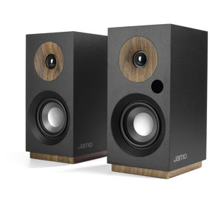 Jamo S 801 PM Powered Monitor Speakers (Pair) - Black