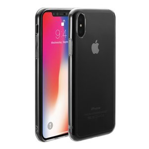 Just Mobile TENC Self-Healing Case for iPhone X - Crystal Clear