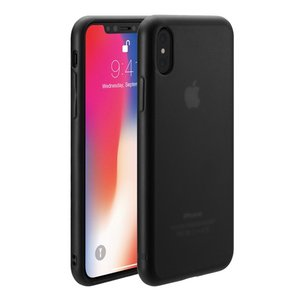 Just Mobile TENC Self-Healing Case for iPhone X - Matte Black