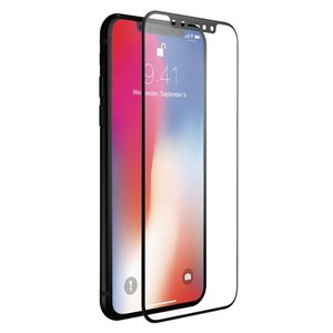 Just Mobile Xkin 3D Tempered Glass Screen Protector for iPhone X