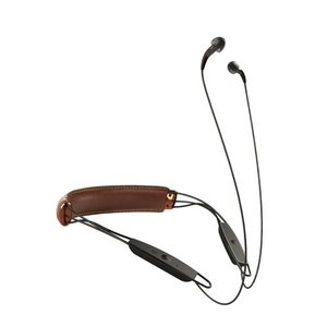 Klipsch X12 Wireless Neckband Earbuds - Brown