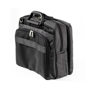 Kensington Contour Pro 17-inch Laptop Carrying Case - Black/Gray