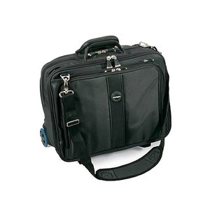 Kensington Contour Roller Laptop Carrying Case - Black/Gray