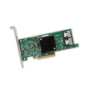 Avago Technologies SAS 9207-8i 2-port SAS Internal PCIe 3.0 HBA Card