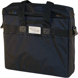 "iLugger 21.5"" Inch Heavy Duty iMac Carrying Case with Wheels - extra padding and support."