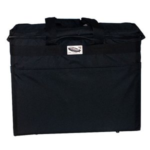 "iLugger 24""/27"" Inch Heavy Duty iMac Carrying Case with Wheels - extra padding and support."