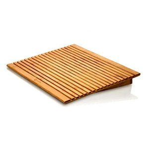 MacAlly Adjustable Bamboo cooling stand. Ultimate thermal solution to cool down your notebook.