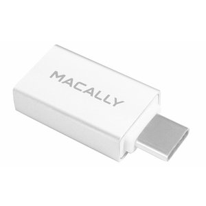 Macally USB-C to USB-A Adapter 2-Pack