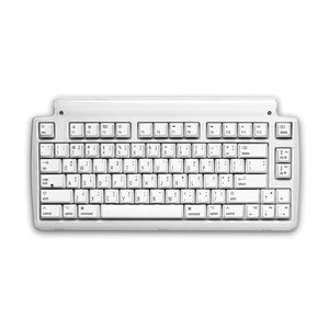 Matias Mini Tactile Pro USB 2.0 Keyboard - the absolute BEST mini keyboard made for the Mac - period