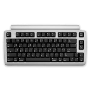 (*) Matias Laptop Pro Bluetooth Wireless Keyboard for the Mac or iPad.