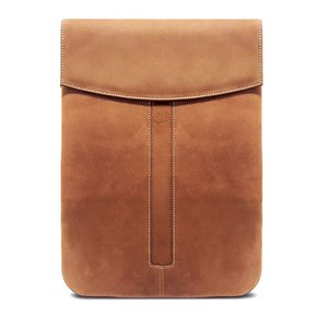 "MacCase Leather iPad Pro Sleeve For 9.7"" iPad Pro - Vintage"
