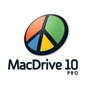MediaFour MacDrive 10 Pro: Access nearly any Mac formatted hard drives, DVDs, CDs and more