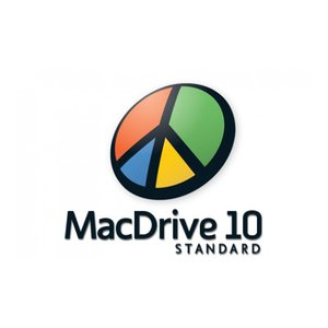 MediaFour MacDrive 10 Standard: Access nearly any Mac formatted hard drives, DVDs, CDs and more