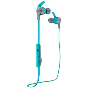 Monster iSport Achieve Wireless Bluetooth In-Ear Headphones - Blue