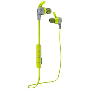 Monster iSport Achieve Wireless Bluetooth In-Ear Headphones-Green