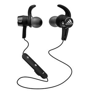 Monster Adidas Sport Adistar Bluetooth Wireless In-Ear Headphones - Black