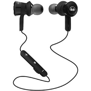 Monster iClarity HD In-Ear Wireless Bluetooth Headphones - Black