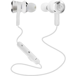 Monster iClarity HD In-Ear Wireless Bluetooth Headphones-White