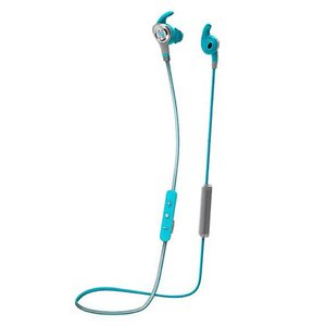 Monster iSport Intensity In-Ear Wireless Bluetooth Headphones-Blue