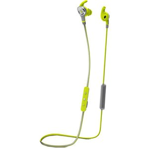 Monster iSport Intensity In-Ear Wireless Bluetooth Headphones-Green