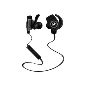 Monster iSport Superslim Bluetooth Wireless In-Ear Headphones - Black