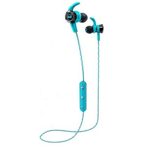 Monster iSport Victory Wireless Bluetooth In-Ear Headphones - Blue