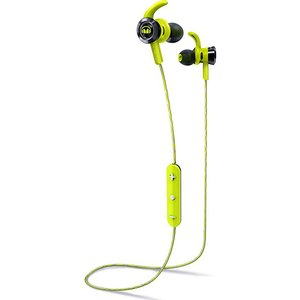 Monster iSport Victory Wireless Bluetooth In-Ear Headphones - Green
