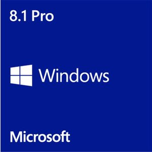 Microsoft Windows 8.1 Professional 64-bit (Full Version) - OEM