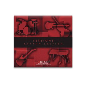 Notion Sessions: Rhythm Section Sound Expansion Kit for Notion/Protégé