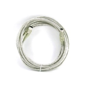 "1.8 Meter (72"") NewerTech FireWire 400 6-Pin (1394A) to FireWire 400 6-Pin (1394A) Cable"