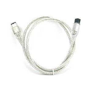 "0.9 Meter (36"") NewerTech FireWire 800 9-Pin (1394B) to FireWire 400 6-Pin (1394A) Cable"
