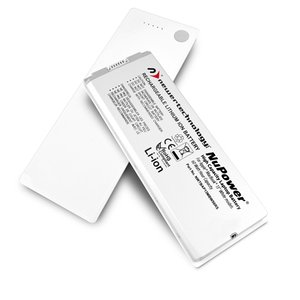 "NewerTech NuPower 60 Watt-Hour Replacement Battery for MacBook 13.3"" White (2006 - 2009)"