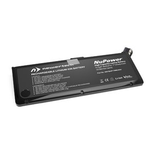 "(*) NewerTech NuPower 95 Watt-Hour Replacement Battery for MacBook Pro 17"" Unibody (2011)"