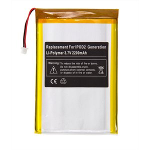 NewerTech NuPower 2200mAh Replacement Battery for 1st/2nd Gen iPods