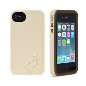 (*) NewerTech NuGuard KX. Color: Eagle Shield. X-treme Protection for Your iPhone 4/4S