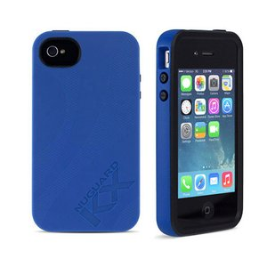 (*) NewerTech NuGuard KX. Color: Midnight. X-treme Protection for Your iPhone 4/4S