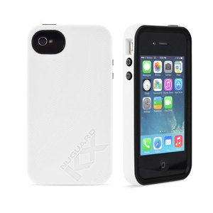 (*) NewerTech NuGuard KX. Color: Trooper. X-treme Protection for Your iPhone 4/4S